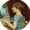 Pompeian Lady by John William