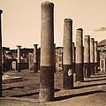 Pompeii, Excavation by Granger