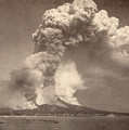 Pompeii: Mount Vesuvius by Granger