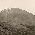 Pompeii: Mt. Vesuvius, C1890 by Granger
