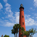 Ponce De Leon Inlet Lighthouse by Allan  Hughes