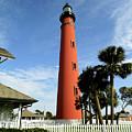 Ponce De Leon Lighthouse by D Hackett