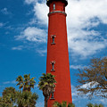 Ponce Inlet Lighthouse by Christopher Holmes