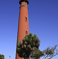 Ponce Inlet Lighthouse by Deborah Benoit