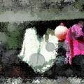 Poncho Porch by Anita Faye