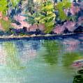 Pond 3 by Lia  Marsman