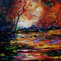 Pond 671254 by Pol Ledent