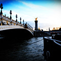 Pont Alexandre by Cabral Stock
