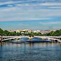 Pont Alexandre IIi by Anthony Dezenzio