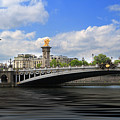 Pont Alexandre IIi by Louise Heusinkveld