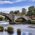 Pont Fawr by Chris Smith