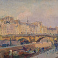 Pont Neuf by Celestial Images