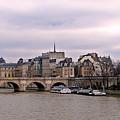 Pont Neuf In Paris by David Pringle