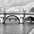 Pont Neuf, Paris by Jean Gill