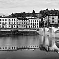Ponte Alla Grazie by Mick Burkey