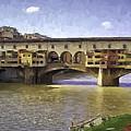 Ponte Vecchio by Deb Barchus