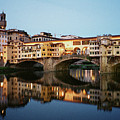 Ponte Vecchio by Dick Goodman