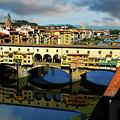 Ponte Vecchio View  by Harry Spitz