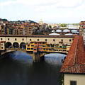 Ponte Vechio Florence by Mathew Lodge