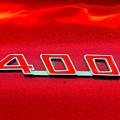 Pontiac Firebird 296 by Jeff Stallard