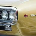 Pontiac Firebird Gold 1967 by James BO  Insogna