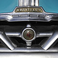 Pontiac Grill by David Lee Thompson