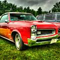 Pontiac Gto 029 by Jeff Stallard