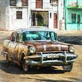 Pontiac Havana by Lou Novick