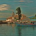 Pontikonisi Corfu by Leigh Kemp