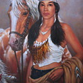 Pony Maiden by Harvie Brown