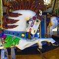 Pony Carousel - Pony Series 6 by Carlos Diaz