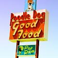 Poodle Dog Diner by Kathleen Grace