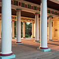 Pool Pavilion  by Scott Rackers