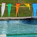 Pool Side  by Deborah Kilty Harrison
