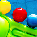 Pool Toys by Christopher Holmes
