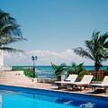 Poolside by Anita Burgermeister