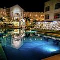 Poolside Boracay by Adrian Evans