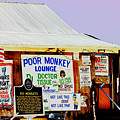 Poor Monkey's Juke Joint by Karen Wagner