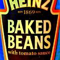 Pop Art Beanz by Michael Canning