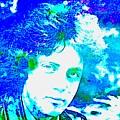 Pop Art Billy Joel by John Malone