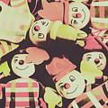 Pop Art Clown Circus by Jorgo Photography - Wall Art Gallery