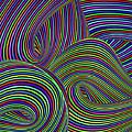 Pop Swirls by Wagl Store