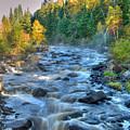Poplar River  by Shane Mossman