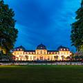 Poppelsdorfer Schloss by Andre Distel