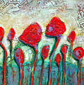Poppies by Claudia Fuenzalida Johns