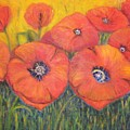 Poppies For My Sister by Patricia Ortman
