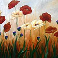 Poppies by Melissa Wiater Chaney