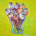 Poppies by Vlasta Beketic Dugonjic