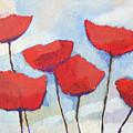 Poppies X L by Lutz Baar