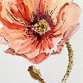 Poppy #2 by Filomena Irving